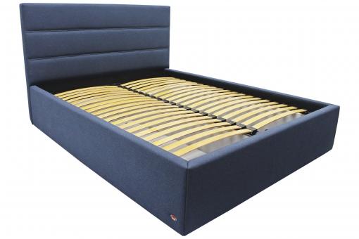 Двуспальная кровать с мягким изголовьем Доминика LA FAMILIA (Цена от)
