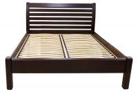 Двоспальне дерев'яне ліжко Фієста 160х200 см (колір 5) МВС