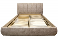 Двоспальне ліжко з м'яким узголів'ям Лючія 160х200 см МВС