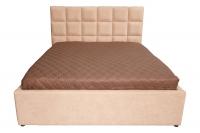 Ліжко з м'яким узголів'ям Сієна LA FAMILIA