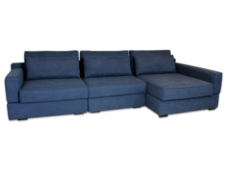 Раскладной угловой диван LA FAMILIA Milano/Милано пошаговый