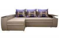 Розкладний кутовий диван Мустанг єврокнижка МВС