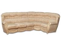 Розкладний кутовий диван Кур'єр Джове 331 мералат