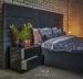 Двуспальная кровать + 2 прикроватные тумбы Росси LA FAMILIA (Цена от)