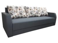 Розкладний диван Galaxy Сіріус єврокнижка з підлокітниками МВС