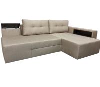 Раскладной угловой диван МВС Тет-а-Тет Микс 1 поворотный