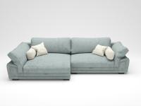 Раскладной угловой диван МВС Моцарт пошаговая еврокнижка