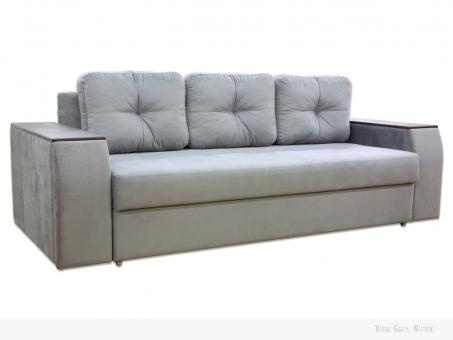 Раскладной диван МВС Валенсия еврокнижка/пошаговый