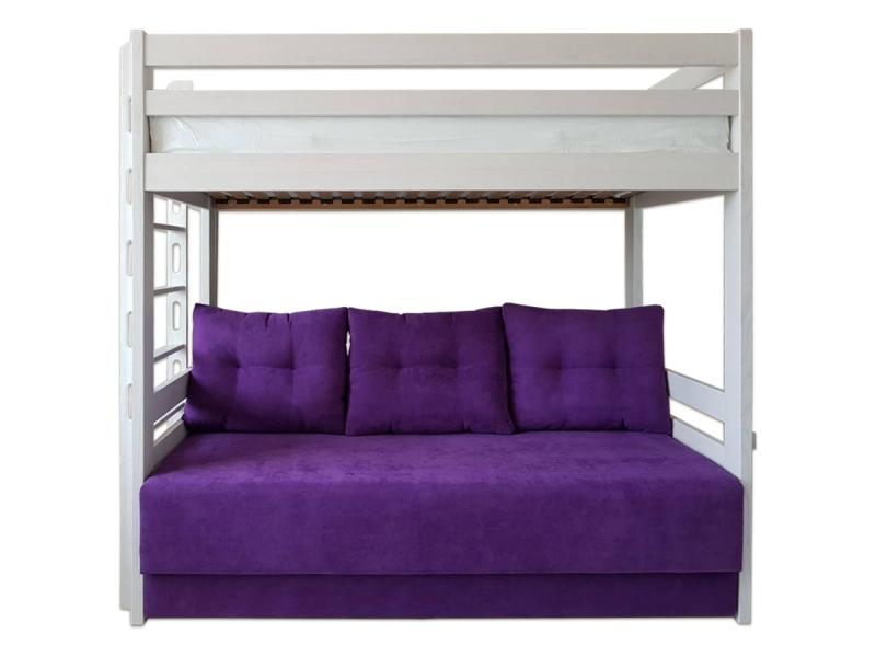 купить раскладной двухъярусный диван кровать ева еврокнижка мебель 7я