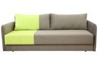 Convertible sofa Grand easy-bed MVS